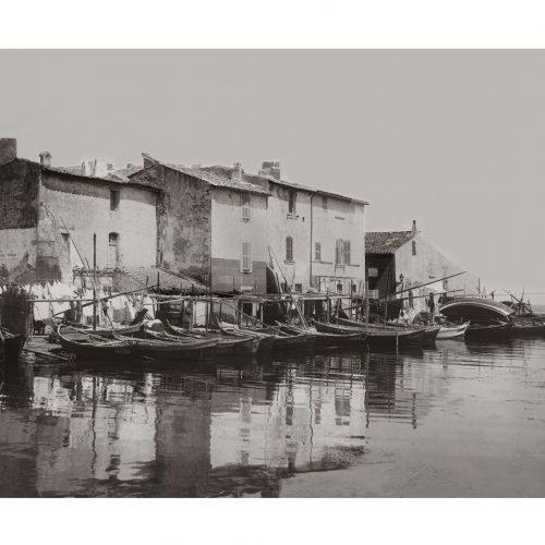 Photo d'époque mer n°15 - Martigues