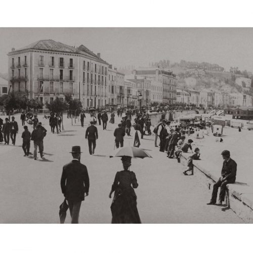 Photo d'époque mer n°16 - Saint-Sébastien