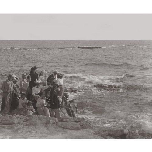 Photo d'époque mer n°24