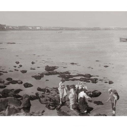 Photo d'époque mer n°25