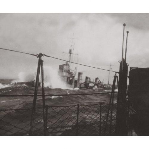 Photo d'époque mer n°27