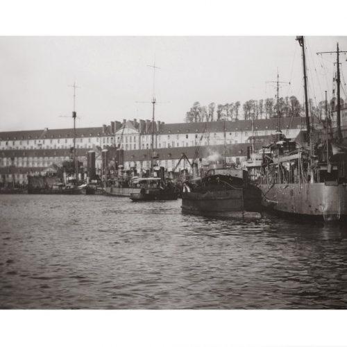 Photo d'époque mer n°30