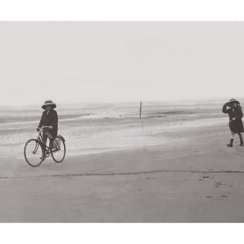 Photo d'époque mer n°35 - Villerville 1913
