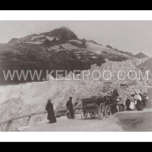 Photo d'époque montagne n°02