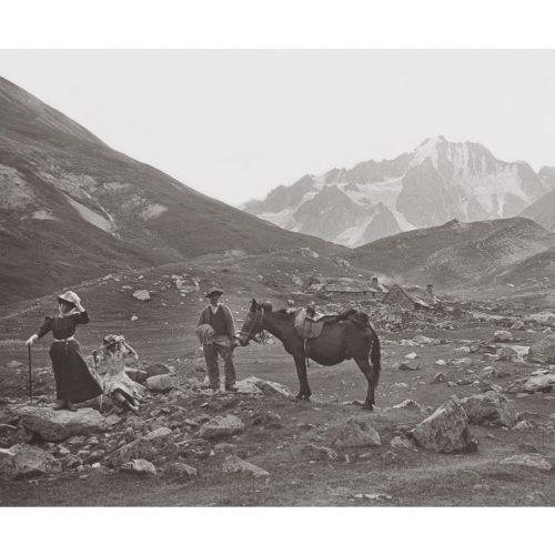 Photo d'époque montagne n°03