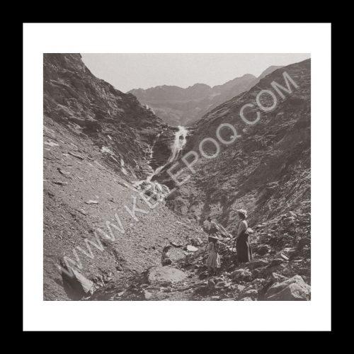 Photo d'époque montagne n°05