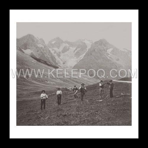 Photo d'époque montagne n°08