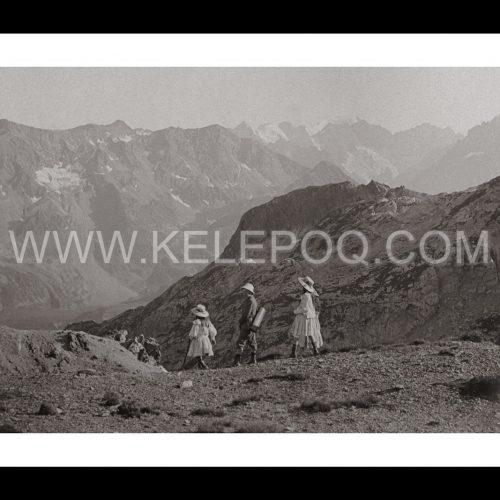 Photo d'époque montagne n°09