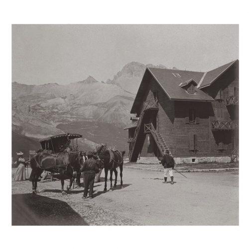 Photo d'époque montagne n°10