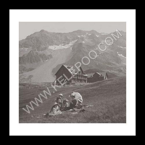 Photo d'époque montagne n°11