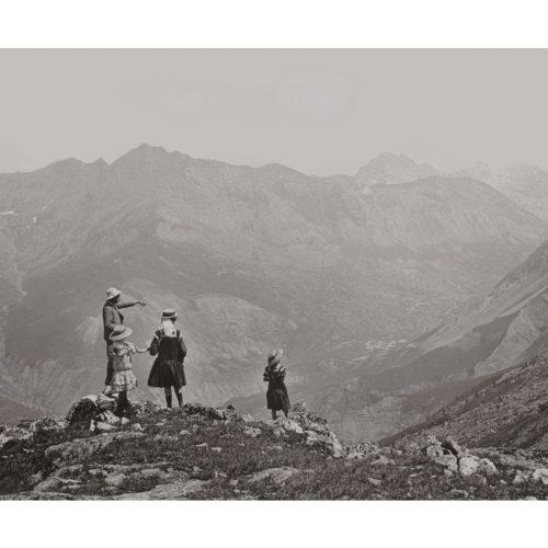 Photo d'époque montagne n°13