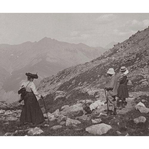 Photo d'époque montagne n°14