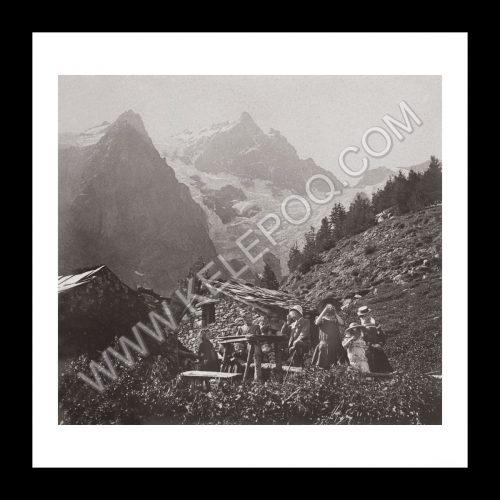 Photo d'époque montagne n°15