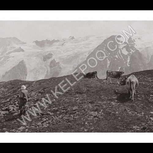 Photo d'époque montagne n°16