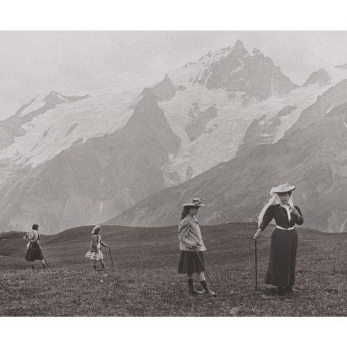Photo d'époque montagne n°17