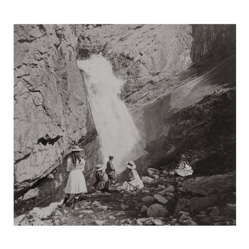 Photo d'époque montagne n°19