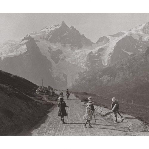 Photo d'époque montagne n°20