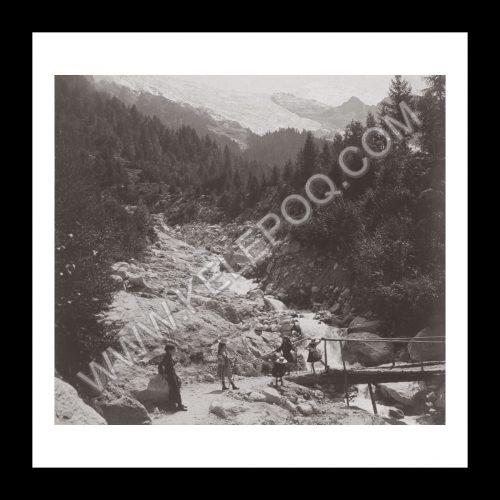 Photo d'époque montagne n°21