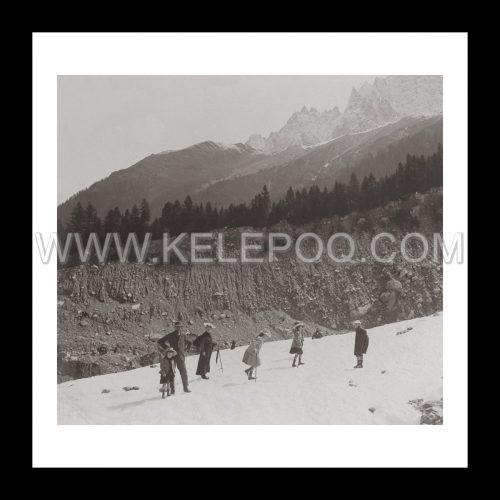 Photo d'époque montagne n°22