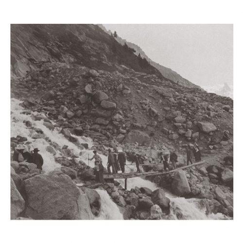 Photo d'époque montagne n°23