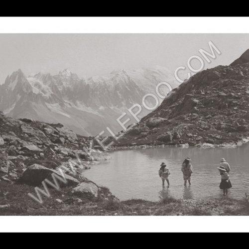 Photo d'époque montagne n°24