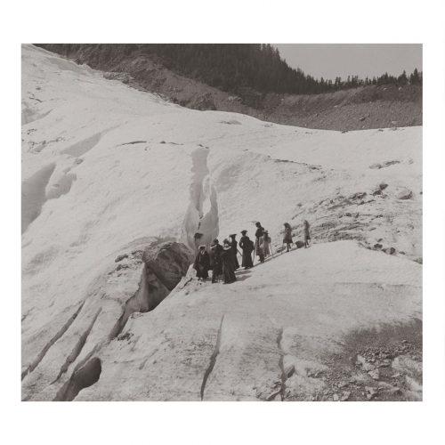 Photo d'époque Montagne 25
