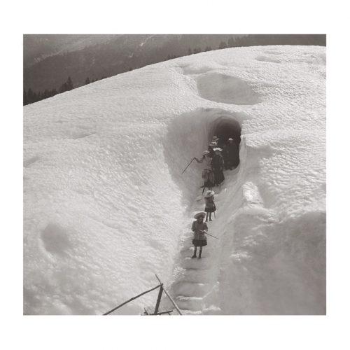 Photo d'époque montagne n°26