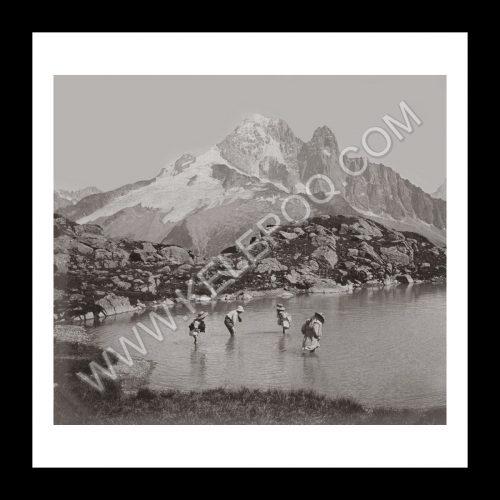 Photo d'époque montagne n°28
