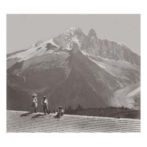 Photo d'époque montagne n°29