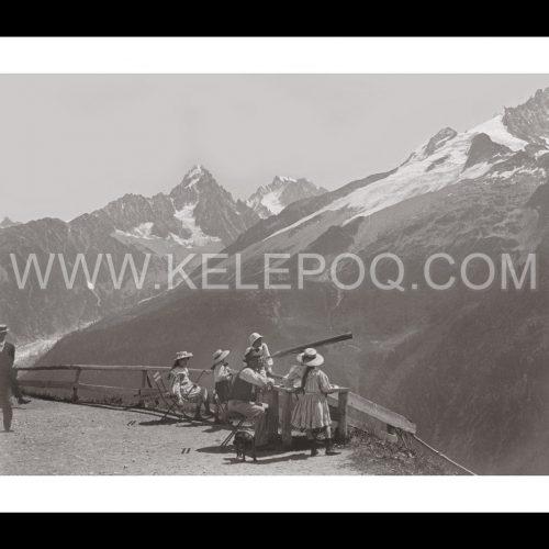 Photo d'époque montagne n°30