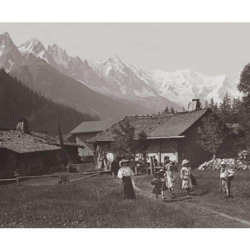 Photo d'époque montagne n°31