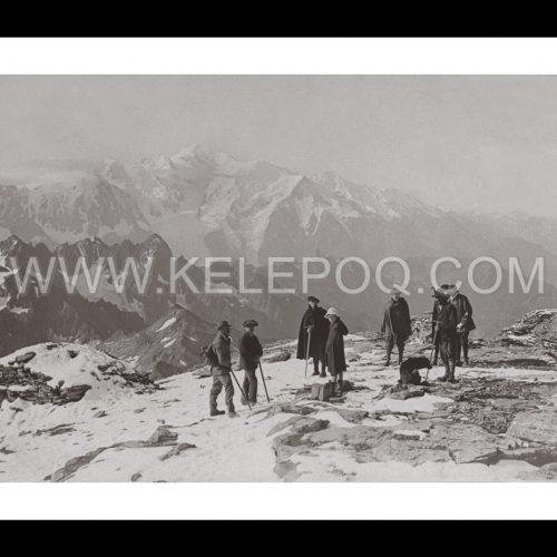 Photo d'époque montagne n°32