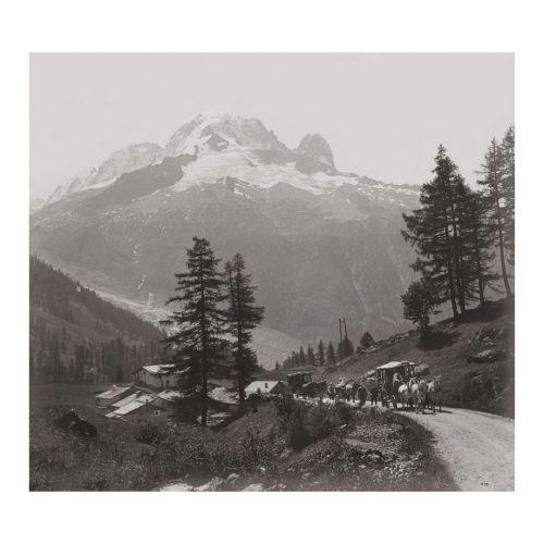 Photo d'époque montagne n°33