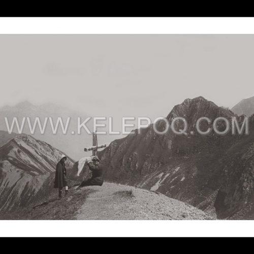 Photo d'époque montagne n°34