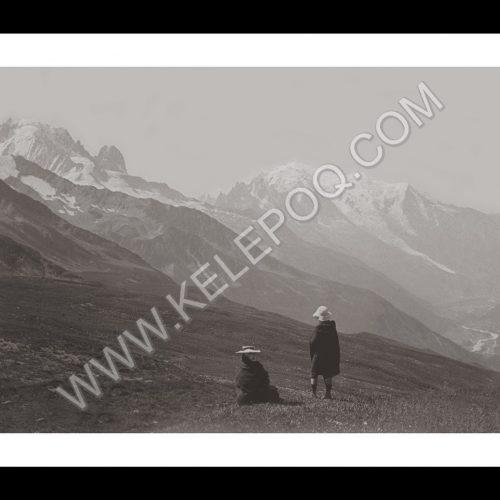 Photo d'époque montagne n°35