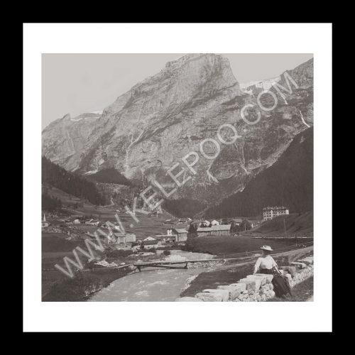 Photo d'époque montagne n°37