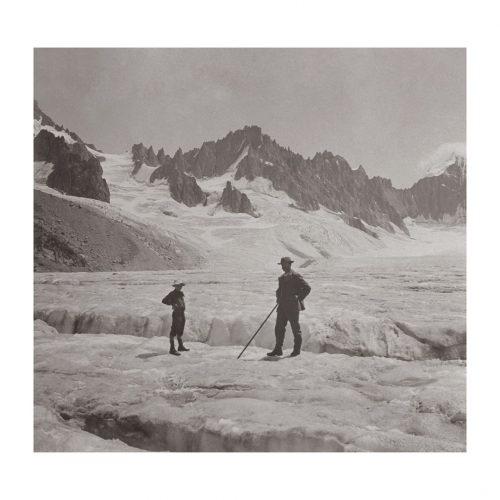 Photo d'époque montagne n°38