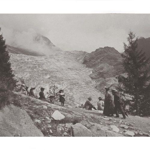 Photo d'époque montagne n°39