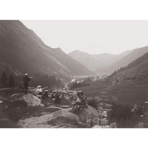 Photo d'époque montagne n°40