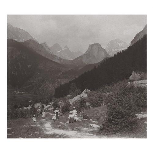 Photo d'époque montagne n°41