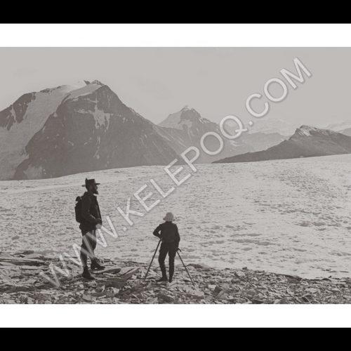 Photo d'époque montagne n°42