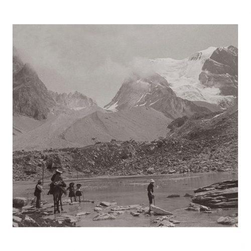 Photo d'époque montagne n°43