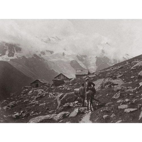 Photo d'époque montagne n°45