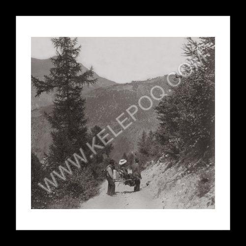 Photo d'époque montagne n°46