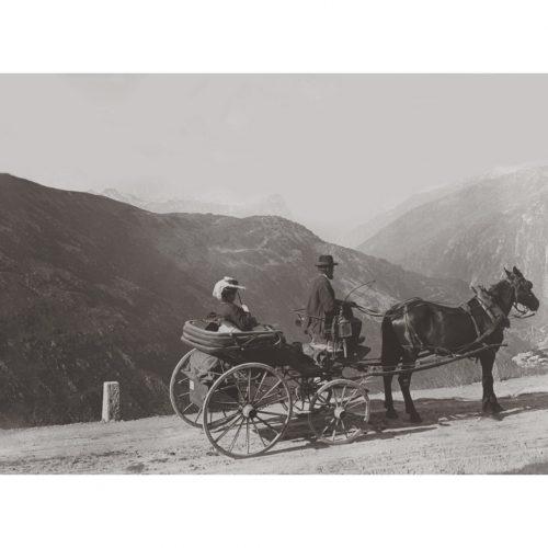 Photo d'époque montagne n°48