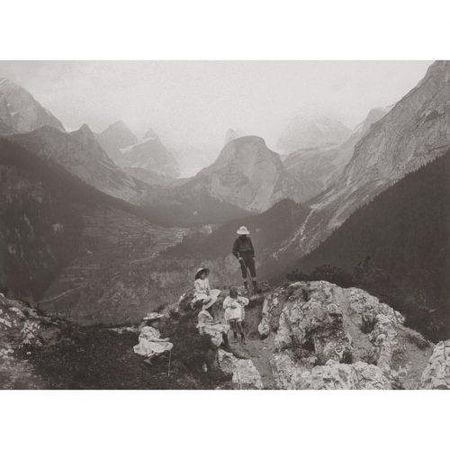 Photo d'époque montagne n°49