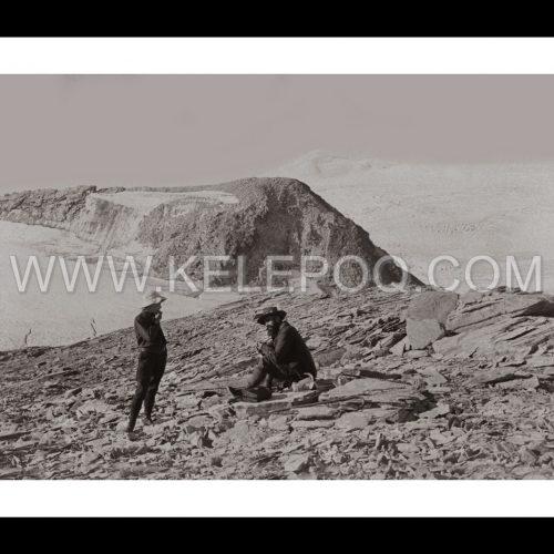Photo d'époque montagne n°51
