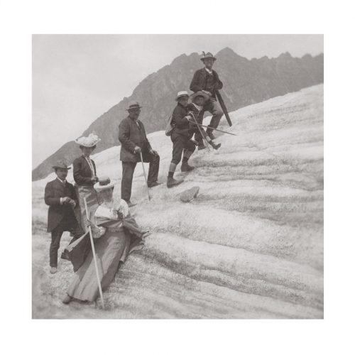Photo d'époque montagne n°53