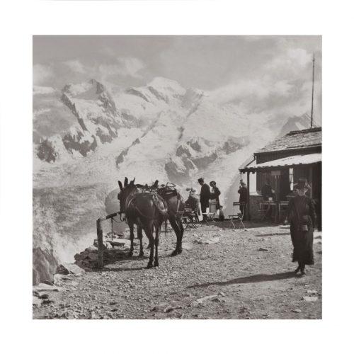 Photo d'époque montagne n°54