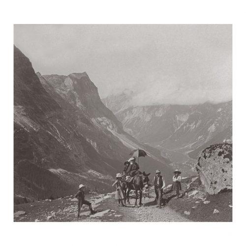 Photo d'époque montagne n°57